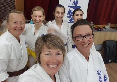 Seido Karate – Women's Class